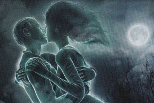 Обнимающиеся призраки и кошмары во сне