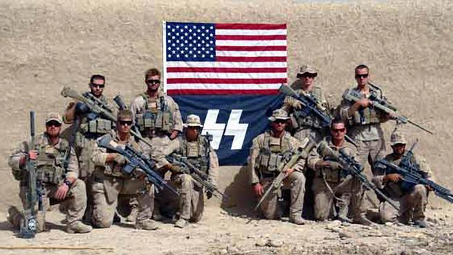 Как американцы видят войну с русскими: не поверите !