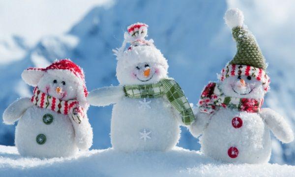 Снеговики из носков - быстро и просто! Елка из бисера за полчаса для украшения стола