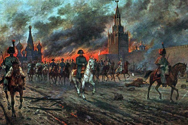 Кто обхитрил Наполеона? Сдачу Москвы в 1812 году спланировали заранее