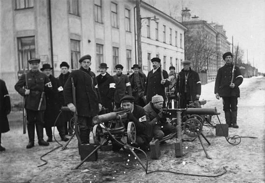 Красная Финляндия – нереализованный проект большевиков
