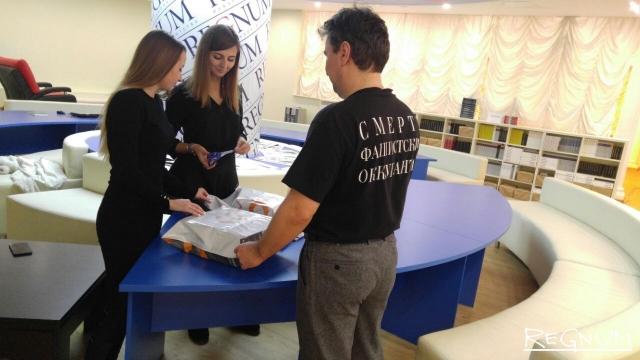 Журналисты-патриоты послали Коле с Уренгоя посылку с книгами по истории. В школе вызвали саперов