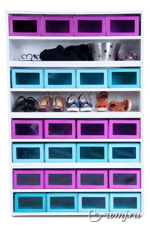 Коробки для хранения обуви