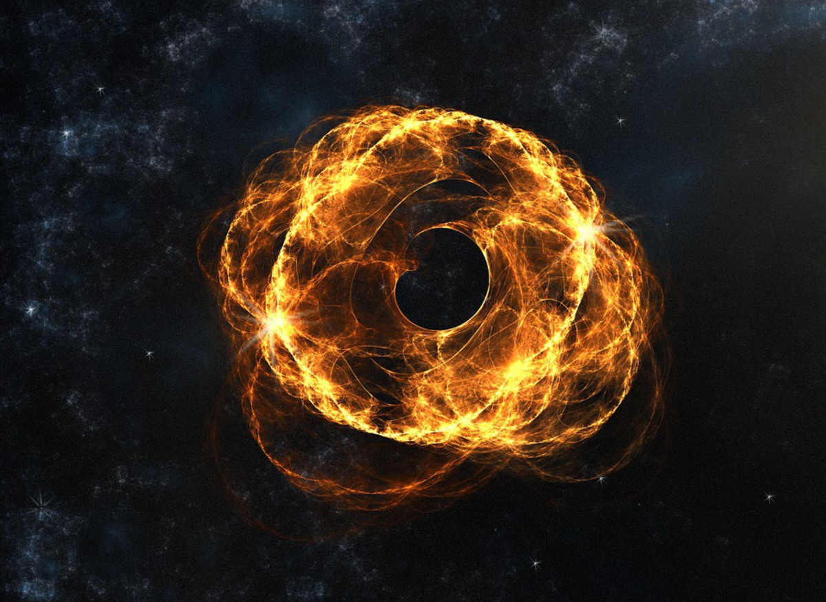 Астрономы рассказали о «проснувшейся» черной дыре в молодой галактике