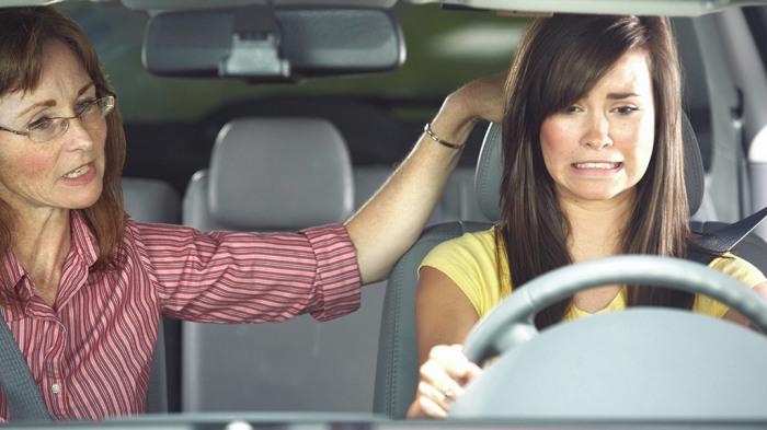 Вредные советы новичкам за рулем