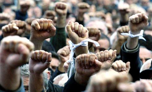 В Днепропетровске начались бунты против мэра
