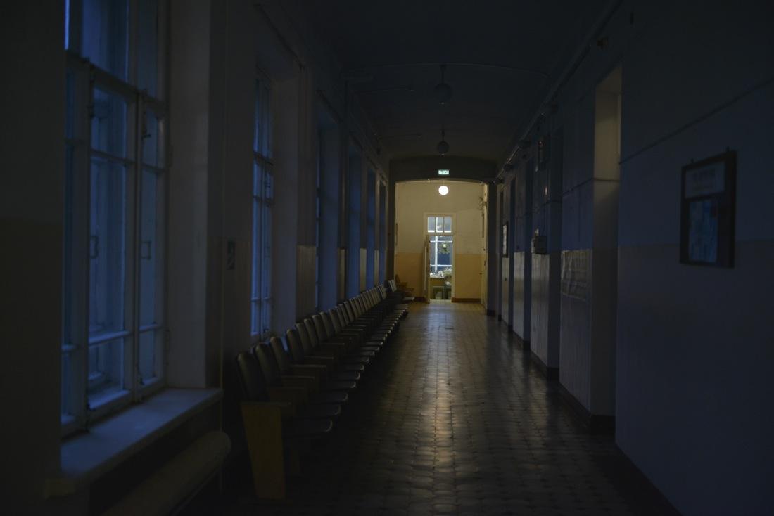 Городская клиническая больница №1 в Твери. Это нормально?