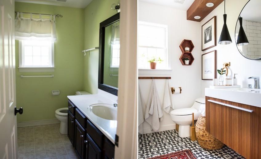 Как изменить ванную до неузнаваемости: пошаговая инструкция