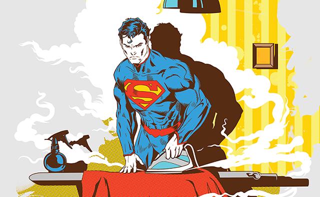 Поймут только супергерои…