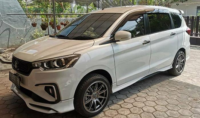 «Внедорожный» Suzuki Ertiga Cross выйдет в продажу в августе