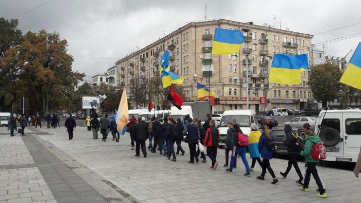 Харьков: День оккупации и беспамятства