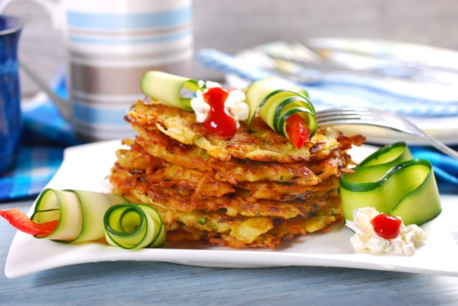 10 обалденных рецептов кабачков для вкусного летнего ужина