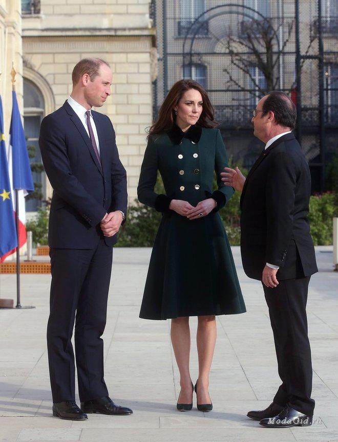 Королевский стиль -- новые модные образы Кэтрин герцогини Кембриджской