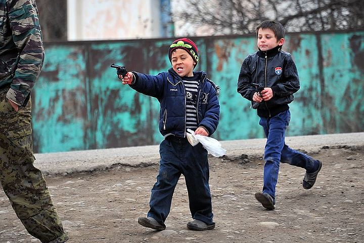 В России подростковая преступность сократилась на 22% с начала года