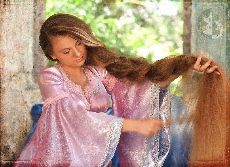 Варвара-краса, длинная коса - секреты и магия женских волос