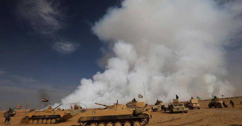 """Согласно оценкам, за неделю """"Халифат"""" потерял под Мосулом не менее 800 человек"""