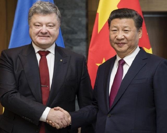 Киев сталкивает лбами Россию и Китай