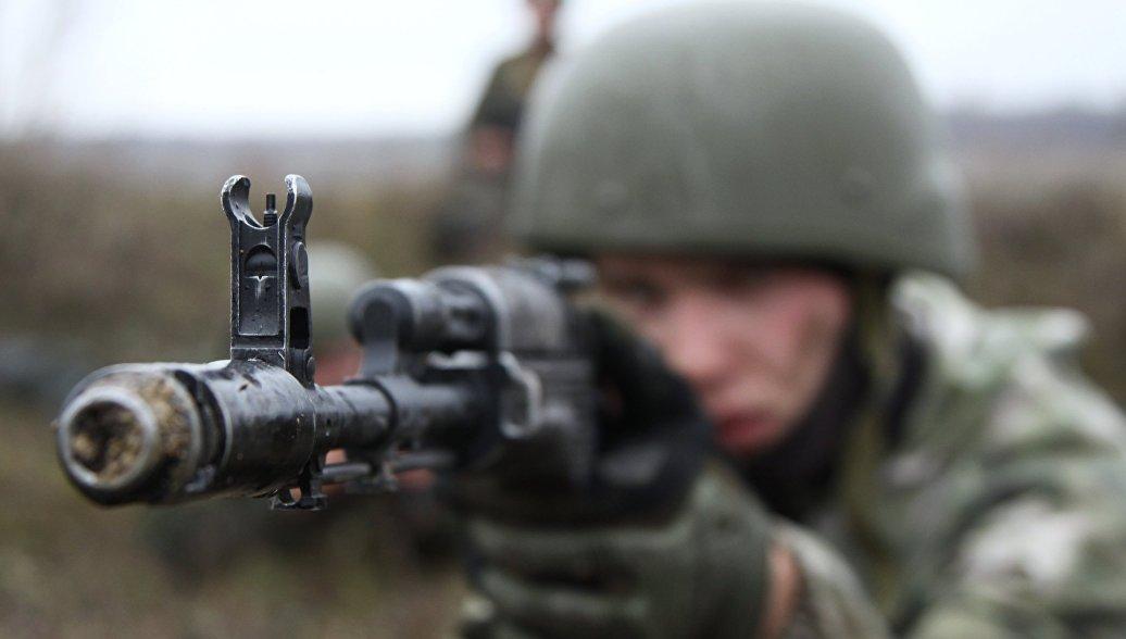 Перемирие в ЛНР: из-за обстрела ВСУ пострадали два защитника Донбасса