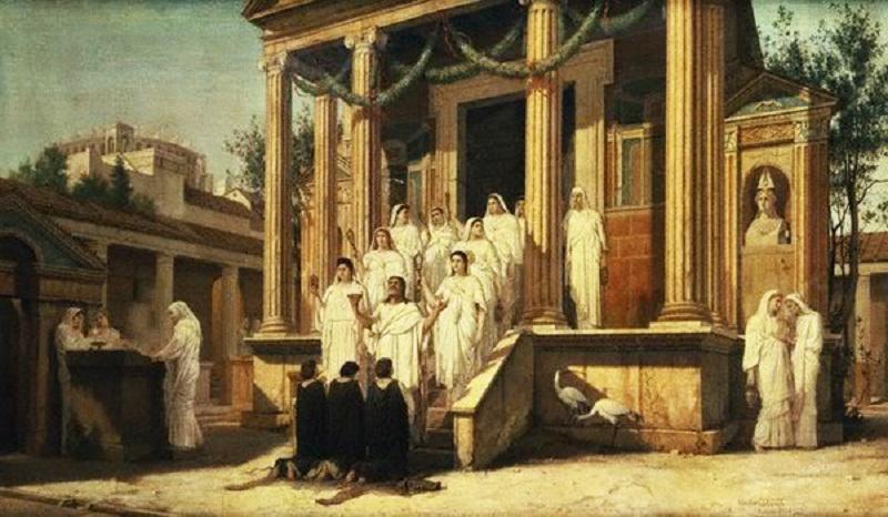 10 загадочных фактов о весталках — могущественных женщинах Древнего Рима Источ