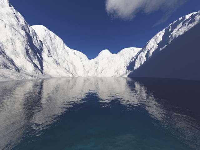 Россия и Украина против заповедника в Антарктике