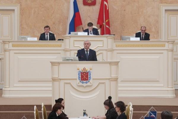 Губернатор Полтавченко неответил на«150 вопросов» парламента