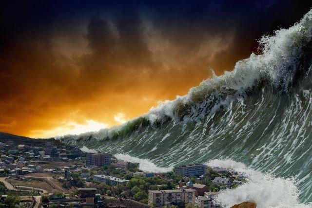 Невиданное цунами: палестинский Нострадамус предрек падение США и мир в Донбассе