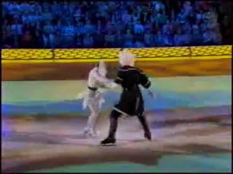 Народные танцы на льду
