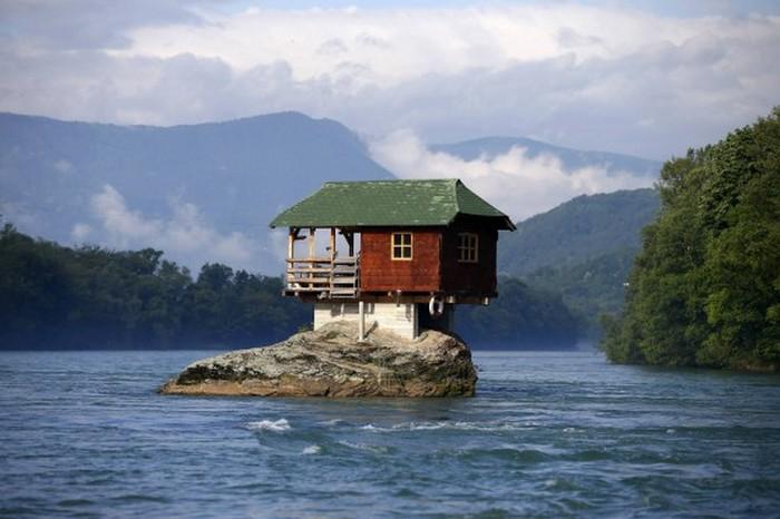 Невероятно — 15 сумасшедших домов, владельцы которых решили выйти за привычные рамки