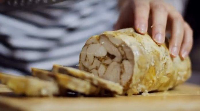 Рулет из филе — лучше любой колбасы из магазина