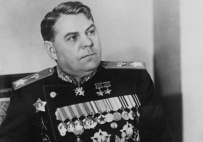 Путь к победе Маршала Василевского