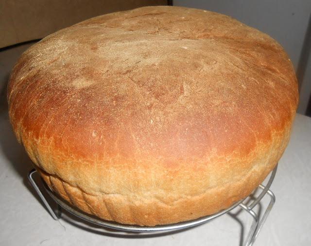 Рецепт домашнего хлеба — проверен не одним поколением! Вкусный и с хрустящей корочкой!