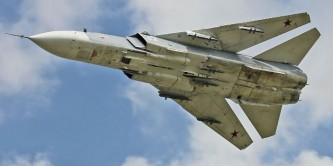 Российские Су-24 разогнали украинскую «волчью стаю»