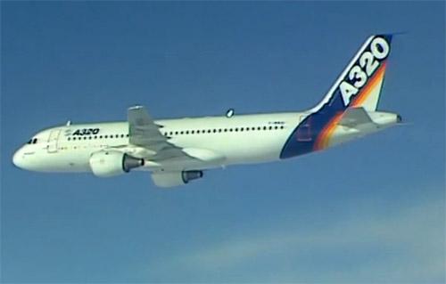 Airbus A320 - тридцать лет в небе