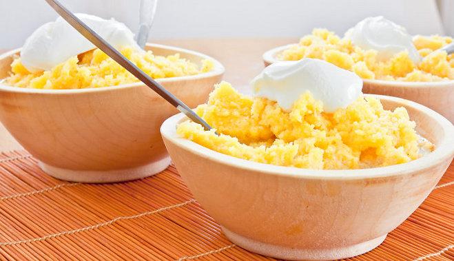 Кукурузная каша на молоке: привычные и необычные рецепты