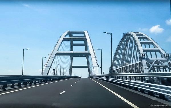 """""""Аааа..., Крымский мост обледенел!"""" и еще 5 популярных фейков про Крымский мост"""