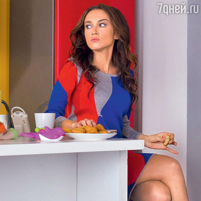 Салат «Фруктовый фейерверк»: рецепт от актрисы Александры Булычевой