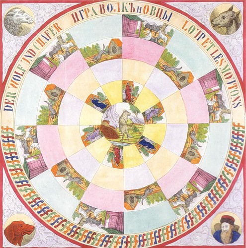 Настольные игры царской России