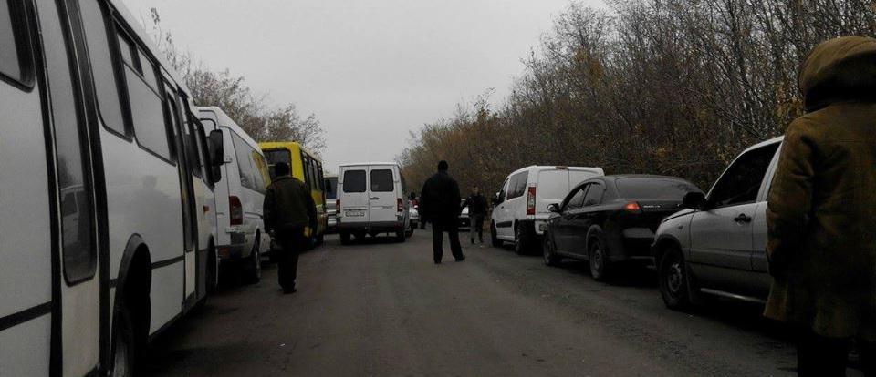 Как украинские диверсанты просачиваются в Донецк