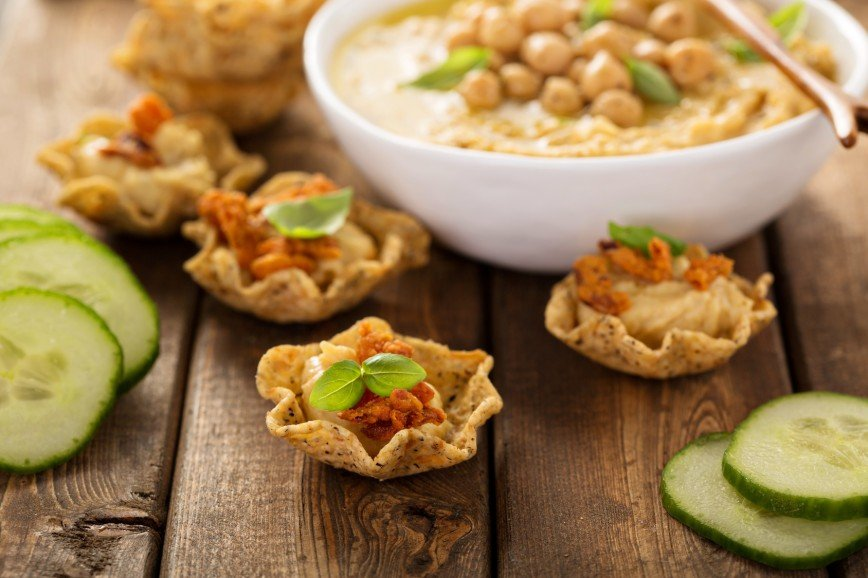 Классический хумус: рецепт о…