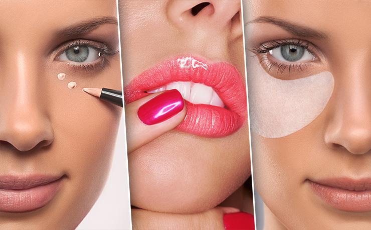 Моложе и свежее. 10 приемов макияжа которые преобразят твое лицо