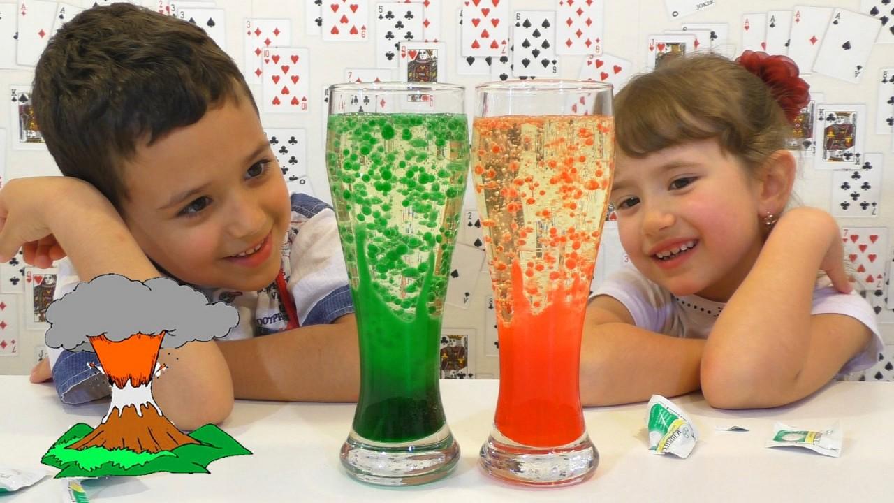 Эксперименты в домашних условиях: 7 научных опытов, от которых ваши дети будут в восторге
