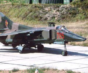 Ливийский генерал Хафтар впервые стал бомбить террористов с использованием российской боевой авиации, переданной ему Россией