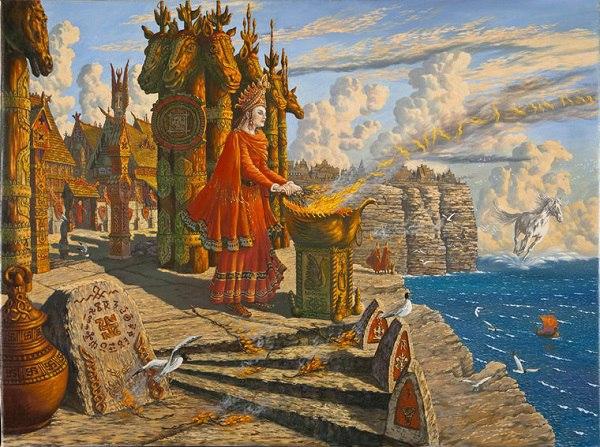 Охота на ведьм во времена Средневековья