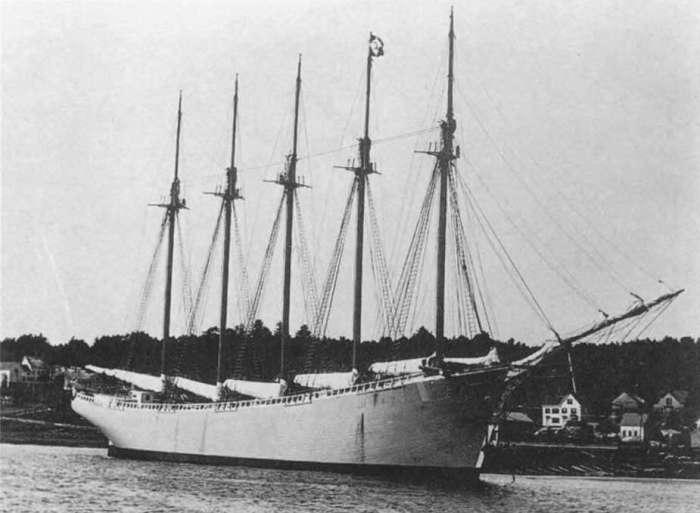 Корабли-призраки: 7 самых загадочных исчезновений судов