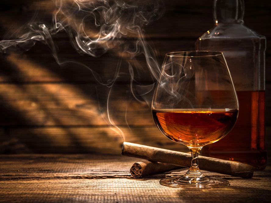 Алкоголь и табак ускоряют старение мозга…
