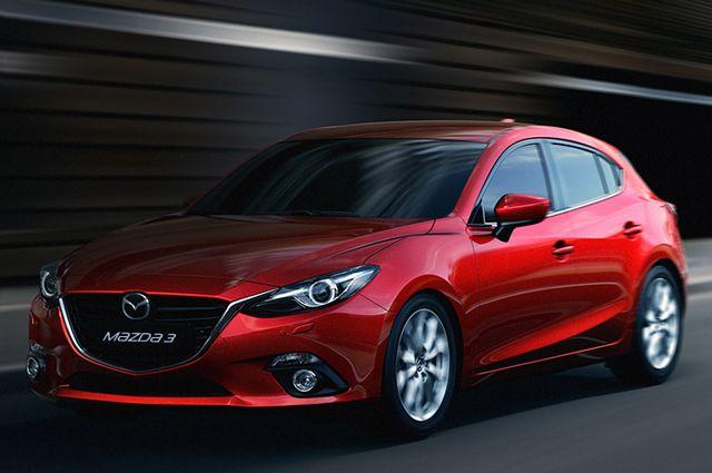 Mazda отзовет 2,3 млн автомобилей, проданных по всему миру