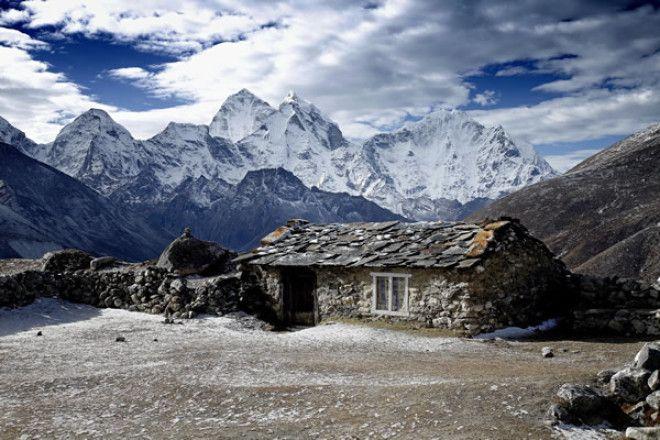 Дом на пути к Эвересту, Гималаи