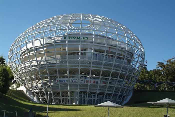 Фруктовый музей и парк в Яманаси