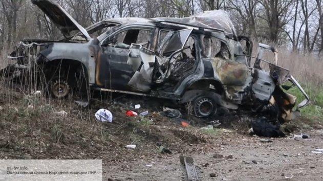 Под прикрытием ЦРУ: спецоперация диверсантов 8-го полка ВСУ - кто стоит за взрывом ОБСЕ в Донбассе