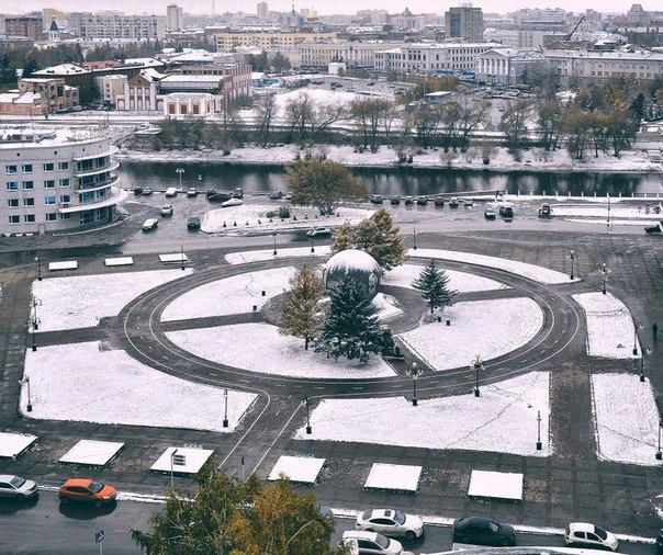 Зимний Омск -2
